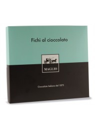 Maglio - Figs Covered in Chocolate - 250g