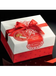 Flamigni - Sugar Iced Panettone and Almond Nougat - 750g