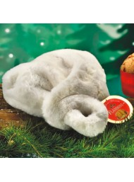 Flamigni - Sugar Iced Panettone - The Faux-Fur Bag - 750g