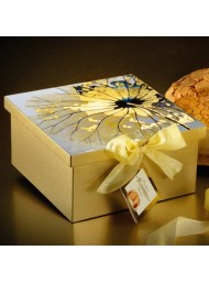 Flamigni - Sugar Iced Panettone - Cappelliera Gold - 750g