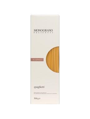 (6 PACKS X 500g) Felicetti - Spaghetti - MONOGRANO - IL CAPPELLI