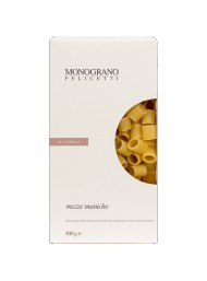 (6 CONFEZIONI X 500g) Felicetti - Mezze Maniche - IL CAPPELLI - MONOGRANO