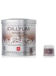 (3 CONFEZIONI) Illy - Idillyum - 63 Capsule
