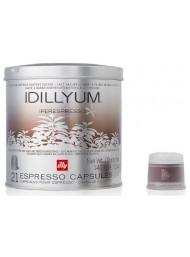 (6 CONFEZIONI) Illy - Idillyum - 126 Capsule
