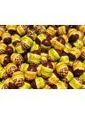 Caffarel - Piemonte Hazelnuts - Dark and Milk Chocolate Eggs - 100g