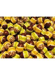 Caffarel - Piemonte Hazelnuts - Dark and Milk Chocolate Eggs - 1000g