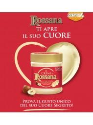 (3 CONFEZIONI X 200g) Rossana - Crema Spalmabile al latte e alle nocciole
