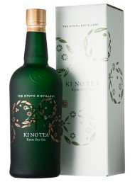 "The Kyoto Distillery - Ki No Bi - KI NO ""TEA"" Kyoto Dry Gin - 70cl"