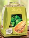 Lindt - White Chocolate with salted almonds and pistachios - 400g