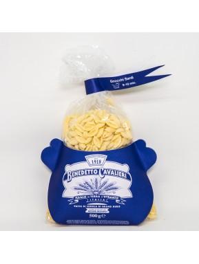 Pasta Cavalieri - Gnocchi sardi 500g.