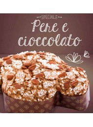 (6 EASTER CAKES X 1000g) FILIPPI - PEAR AND CHOCOLATE - NEW