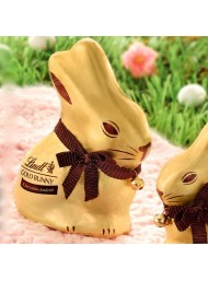 3 Gold Bunny x 200g - Dark Chocolate