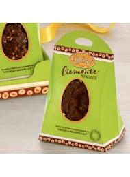 (3 EGGS X 70g) Caffarel - Dark Chocolate with Hazelnuts - Box Mignon