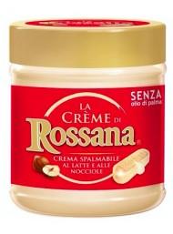 (6 CONFEZIONI X 200g) Rossana - Crema Spalmabile al latte e alle nocciole