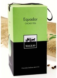 Maglio - Equador - Dark Chocolate Egg - 70% Cocoa - 250g