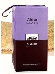 Maglio - Africa - Dark Chocolate Egg - 75% Cocoa - 250g