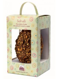Maglio - Salt-elli - Milk Chocolate Egg with Pistachios - 400g
