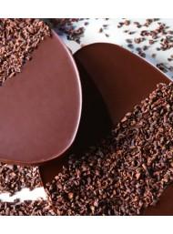 Majani - Plato' - Cioccolato Fondente e Granella di Cacao - 250g - NOVITA'