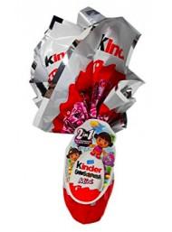Kinder Ferrero - Dora l' Esploratrice - Gran Sorpresa Mini - 41g