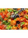 250g Horvath - Lindt -  Gelatine Bio - Arancia, Limone, Fragola e Mirtillo