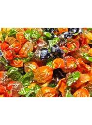 500g Horvath - Lindt -  Gelatine Bio - Arancia, Limone, Fragola e Mirtillo