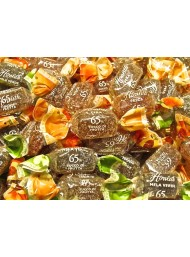 250g Horvath - Lindt -  Gelatine Succo di Frutta - Mela, Pera e Pesca