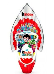 Kinder Ferrero - Teen Titans - 150g
