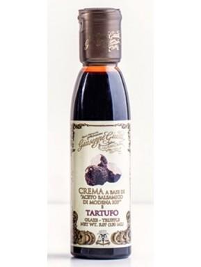 (6 BOTTIGLIE) Giusti - Tartufo - Crema di Aceto Balsamico di Modena  IGP - 150ml.