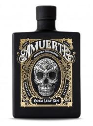 Amuerte - Peruvian Coca Leaf Gin - Black Edition - 70cl
