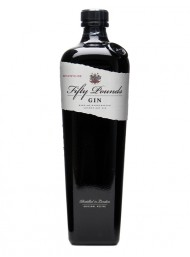 Fifty Pounds - London Dry Gin - 70cl