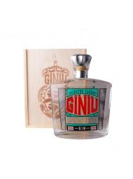 Silvio Carta - Gin Giniu - Ginepro Sardo - Astucciato in Legno - 70cl