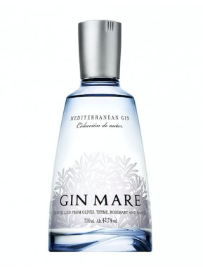 Gin Mare - Mediterranean Gin - Colecciòn de Autor - 70cl.