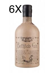 (6 BOTTLES) Ableforth's - bathtub gin - 70cl