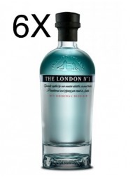 (6 BOTTLES) London Gin - The London Gin n°1 - 70cl