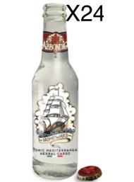 24 BOTTIGLIE - Abbondio - Acqua Tonica Mediterranean - 20cl