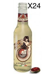 24 BOTTLES - Abbondio - Ginger Beer - 20cl