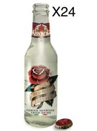 24 BOTTIGLIE - Abbondio - Acqua Tonica Sambuco - 20cl