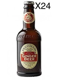 24 BOTTIGLIE - Fentimans - Ginger Beer - 125ml