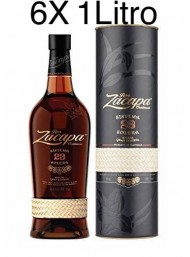 (6 BOTTLES) Zacapa - Solera Gran Reserva - 23 years - 100cl