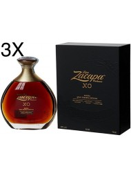 (3 BOTTLES) Zacapa XO - Gran Reserva Especial - 70cl