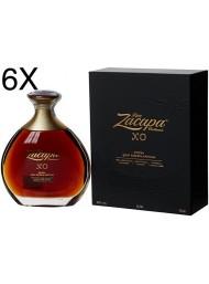 (6 BOTTLES) Zacapa XO - Gran Reserva Especial - 70cl