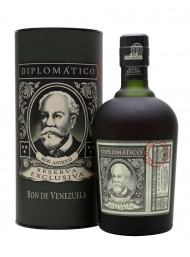Diplomatico - Reserva Exlusiva - Ron Antiguo Venezuelano - 12 years - 70cl - Gift Box