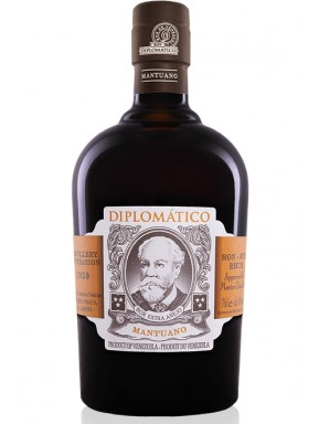 Diplomatico - Mantuano - Rum - 8 years - 70cl