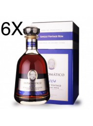 (6 BOTTLES) Diplomatico - Single Vintage 2005 - 70cl - GIFT BOX