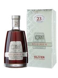 Rum Quorhum - Solera 23 years - QRM - 70cl