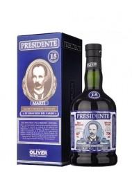 Rum Presidente Marti - 15 Anni - Astucciato - 70cl