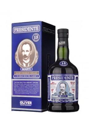 Rum Presidente Marti - 15 Years - 70cl