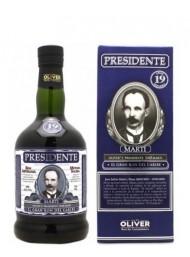 Rum Presidente Marti - 19 Anni - Astucciato - 70cl