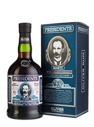 Rum Presidente Marti - 23 Anni - Astucciato - 70cl