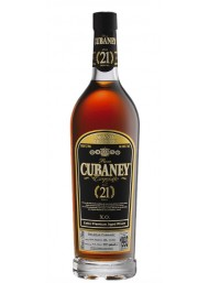 Cubaney - 21 years - XO - Rum Exquisito - Box - 70cl